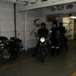 Ferry crossing to Corsica , Marseille , Bastia, with Classic Bike Provence