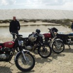 Motorcycle tour to the Camargue with Classic Bike Esprit